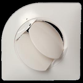 BIO Design Ø125 mm - Blanco