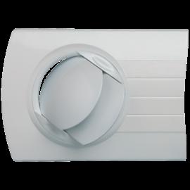 BIO Design Rectangular Ø80 mm - Blanco