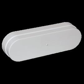 Tapa Miniconducto equivalente Ø80 mm