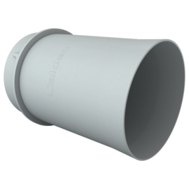 Manguito caja OPTIFLEX® para conducto Ø90