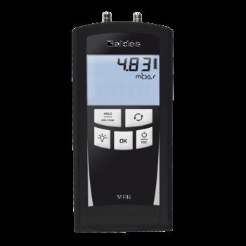 Manómetro Electrónico con su estuche