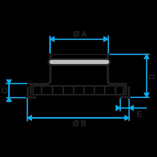Serie BEM 780 - aluminio