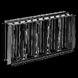 Regulación rectangular SGS 200x100