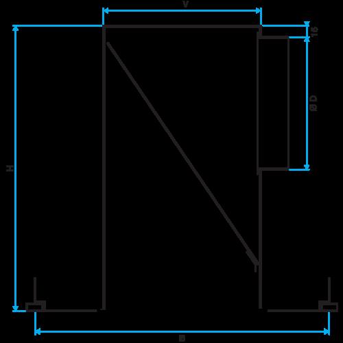 Serie LINED® TP - aluminio