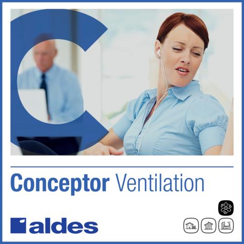 Conceptor Ventilación