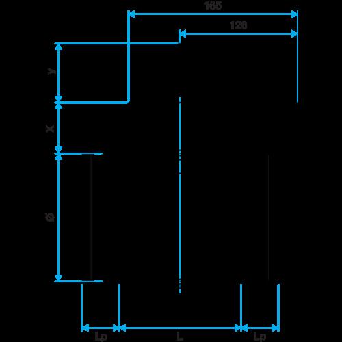 Compuerta de Aislamiento Motorizable RGEM