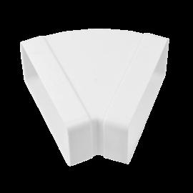 Codo horizontal 45° 170x90 mm