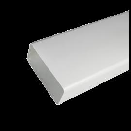 Barra MINICONDUCTO blanco 1,5 m equivalente Ø150 mm (170 x90)